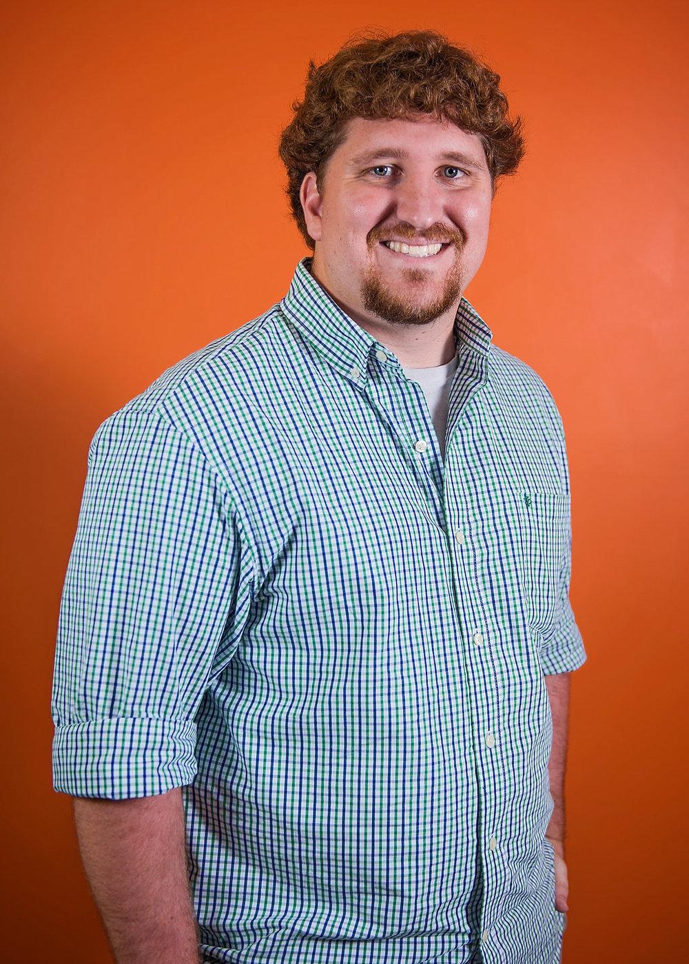 Wes Sullivan  Associate Pastor