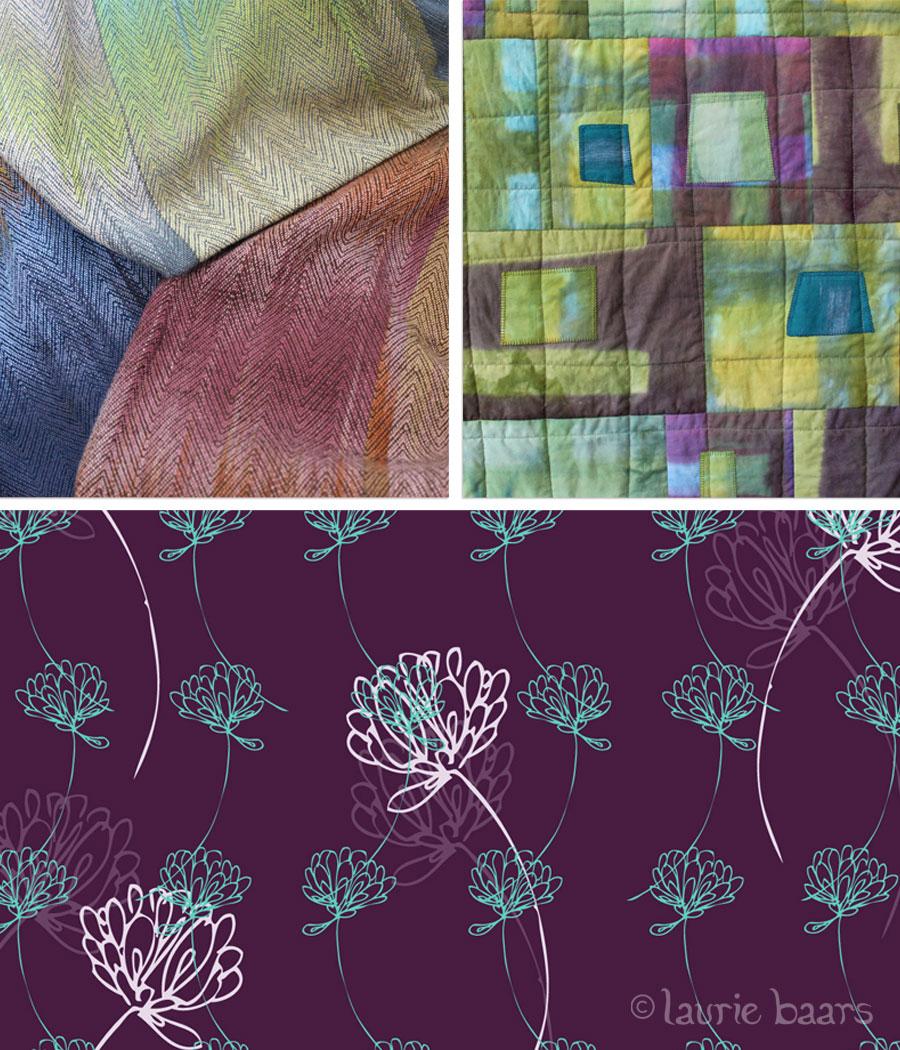 My textile evolution