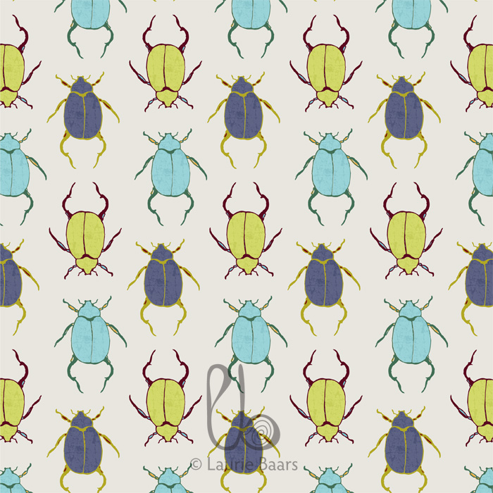 Beetles by Laurie Baars