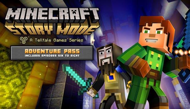 Minecraft: Story Mode Adventure Pass DLC (2016)