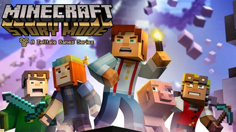 Minecraft: Story Mode Season 1 (2015-2016)