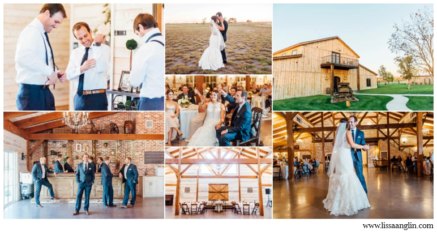 THE WOOD, CONCRETE, AND BRICK TEXTURES OF EBERLEY BROOKS ARE SUCH A BEAUTIFUL BACKGROUND FOR MANY DECORATING STYLES AND THIS VENUE ALSO HAS WONDERFUL GETTING READY ROOMS.