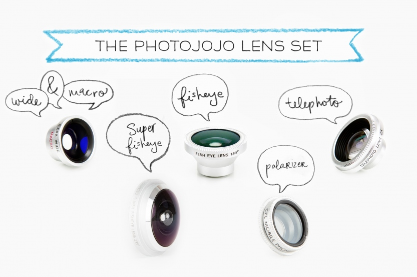 Lenses for your iPhone! $20-$99