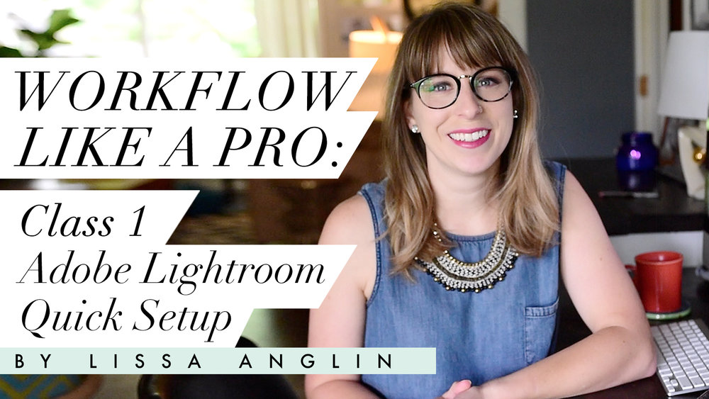 This class is great for anyone wanting to learn more about Adobe Lightroom, editing, and what to do with your images once you've shot them.