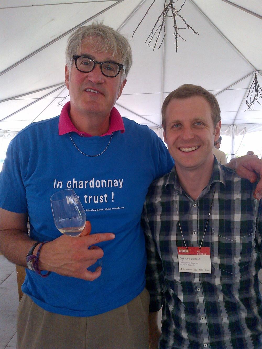 Thomas Bachelder et al Trust in Chardonnay.