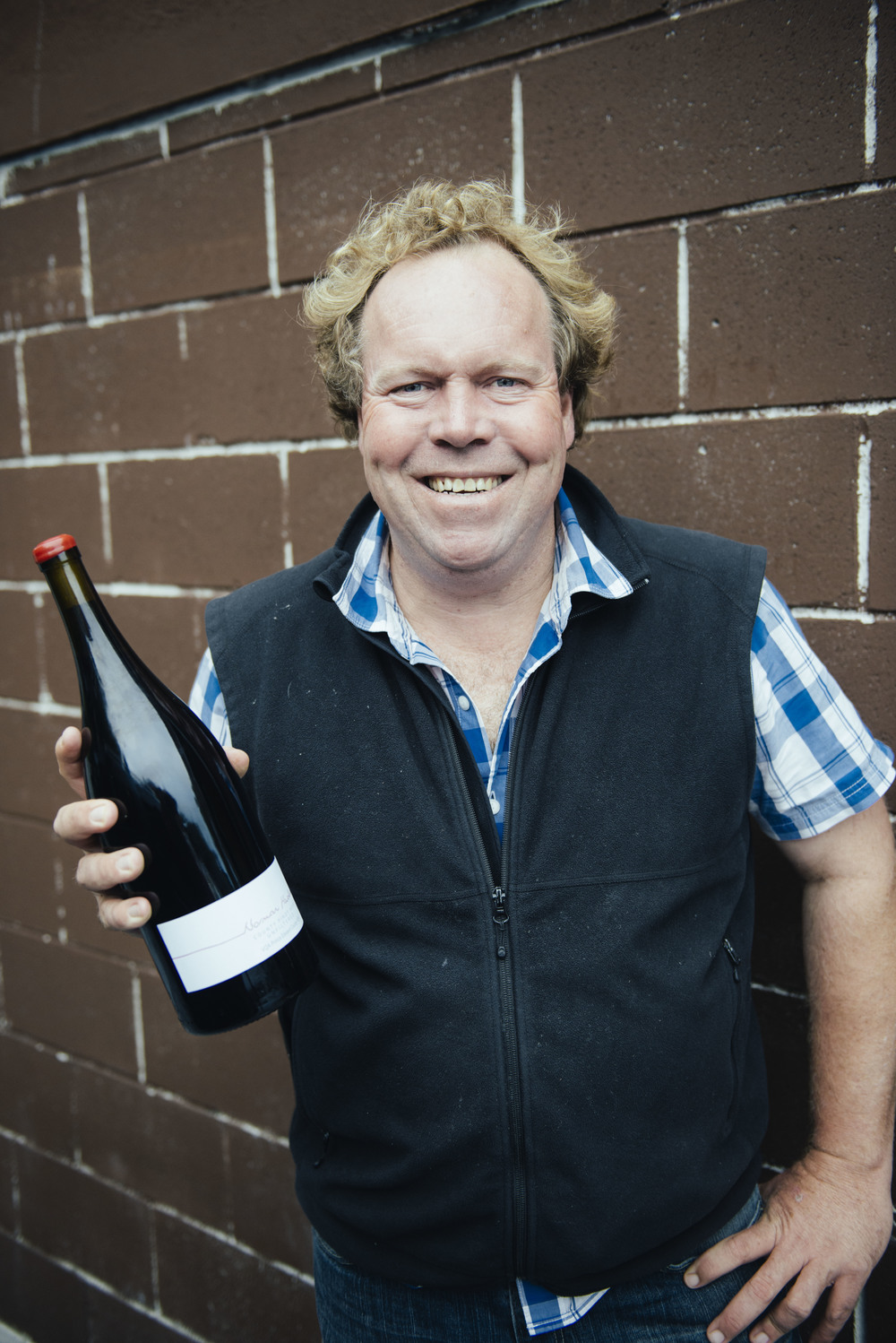 Winemaker Norman Hardie