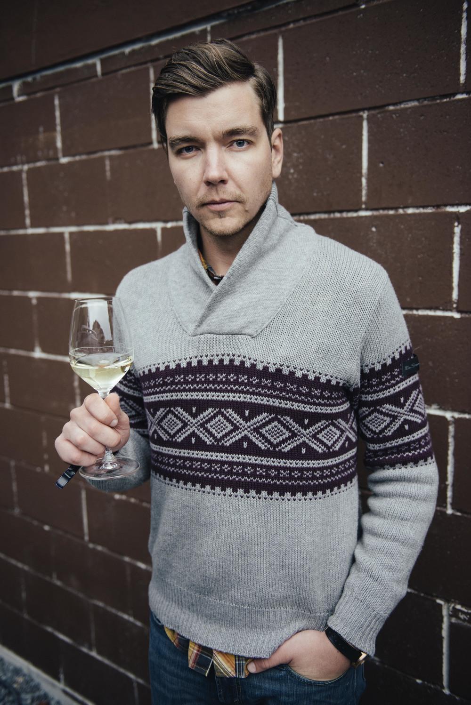 Wine Agent Andrew Rastapkevicius