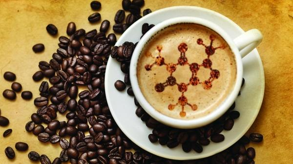 Caffeinated Coffee...Breakfast of Champions!