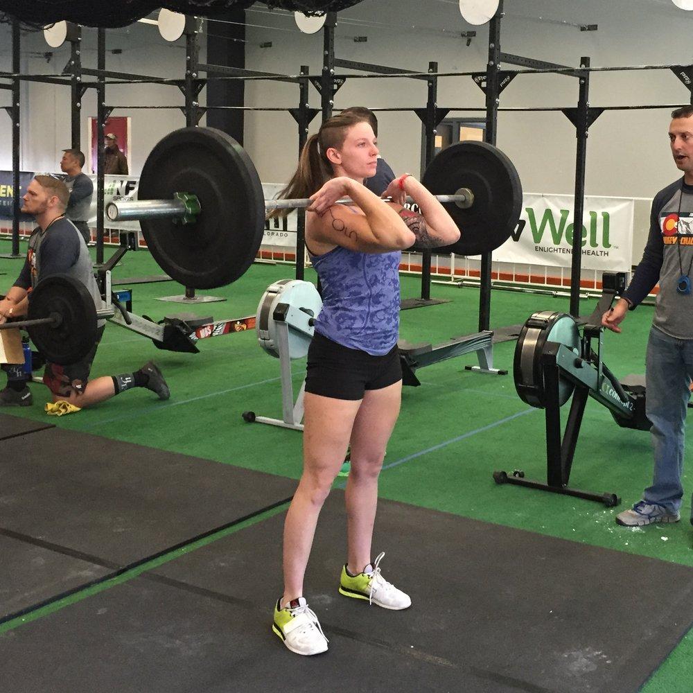 Lauren Ollila - CFL1 Coach, ACE,Boot Camp,CrossFit Kids Asst