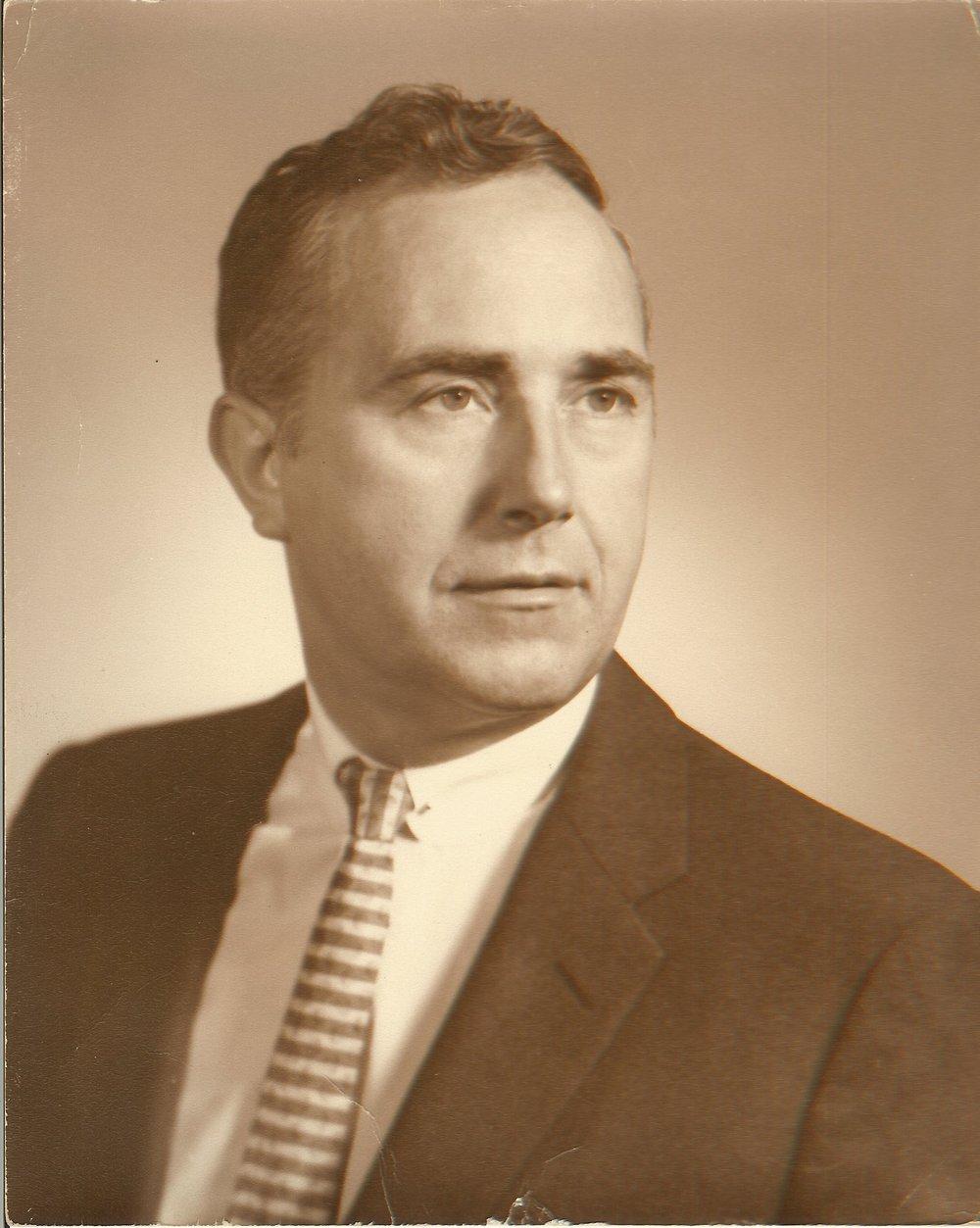 Rev. Melvin O. Smith, Pastor 1970-2004