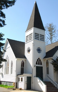Albertson Church