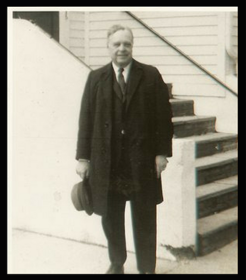 Rev. Raymond E. Burns