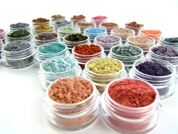 Eye Shadows (LOTS of colors to choose from!)