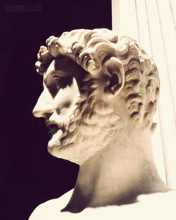 Vatican Bust