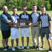 Coach Hansen and his 2016 team took 3rd in the South Dakota State High School Tournament.
