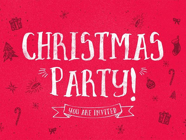 Christmas Party this Sunday after our worship service!