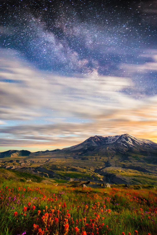 Mt. St. Helens Beauty