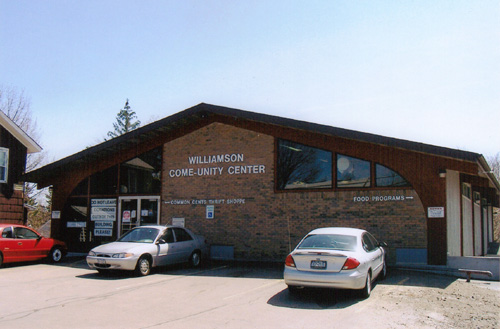 Wayne County Rural Ministries / Come-Unity Center, Williamson NY