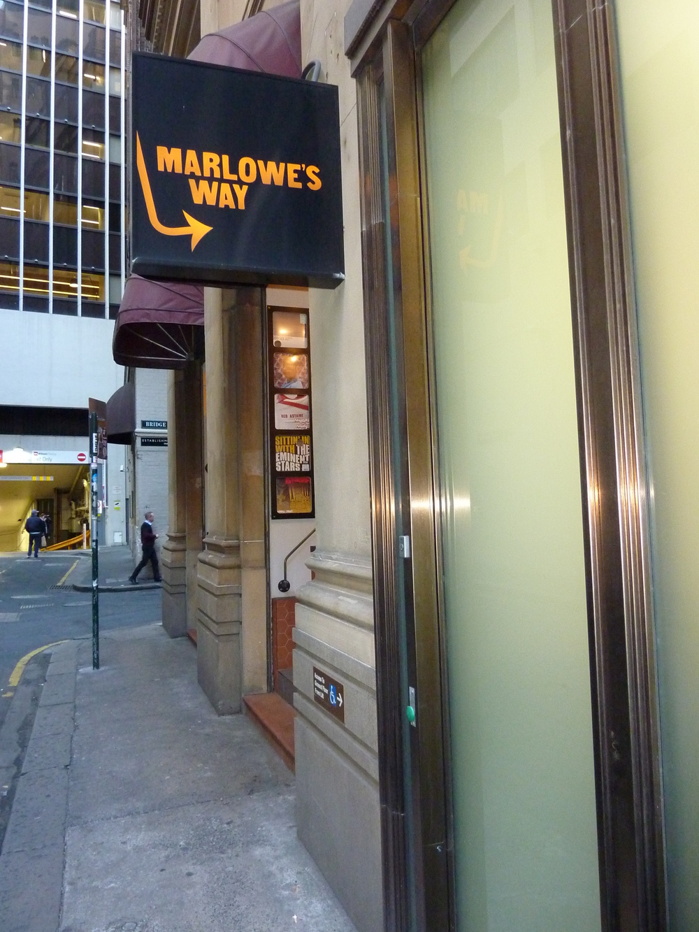 Marlowe's Way | Great little place for yummy sandwiches and a pint