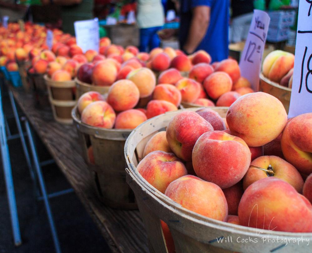 Mmmm Peaches.