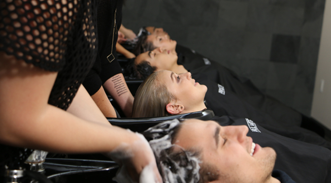 SALON SERVICES - We offer a variety of services for both men and women at a competitive industry price. Whether you are in need of barbering services, regular hair maintenance or wanting a DRAMATIC hair change; we have just the stylist and service fit for you. Check out all of our service options!
