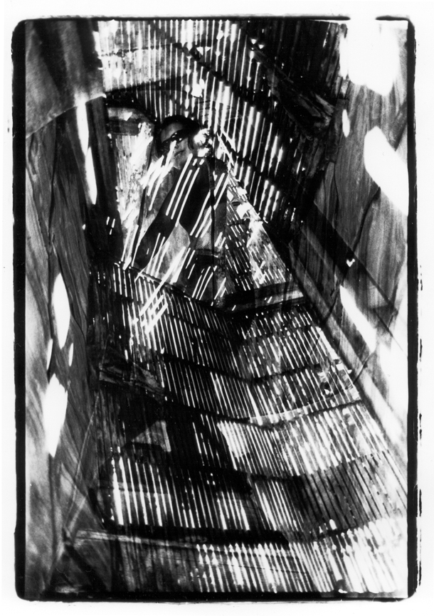 Madrid, NM, 2002 Silver Gelatin Print 8 x 11 in