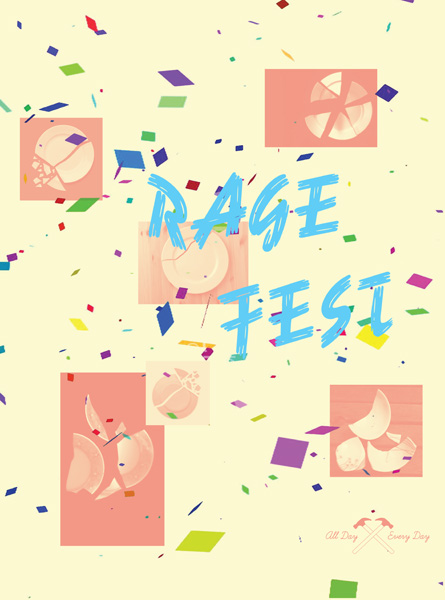 """Rage Fest"" by Cave Party"