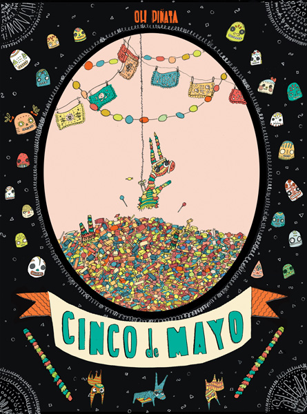"""Cinco de Mayo"" by Taisha Bosher"
