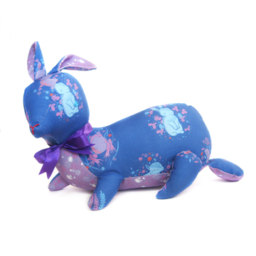 """Plush Bunn (5)"" by Alyssa Thomas"