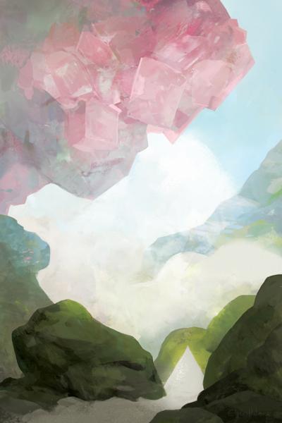 """SALT"" BY ELYSE HOLMES"