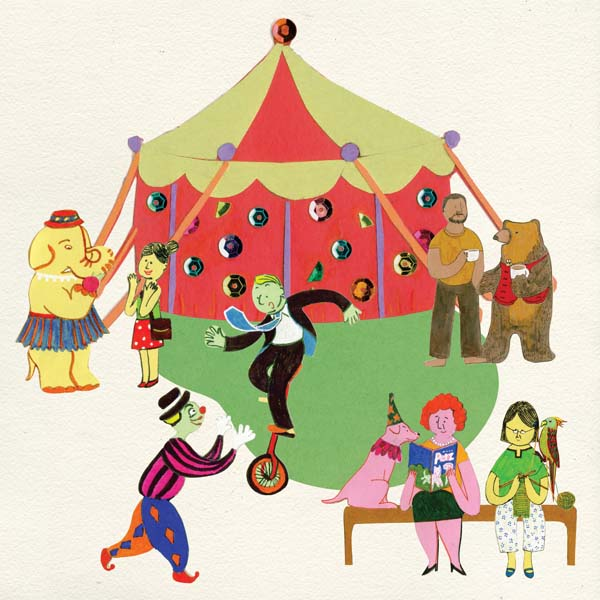 """Love Circus"" by Yin Fan Huang"