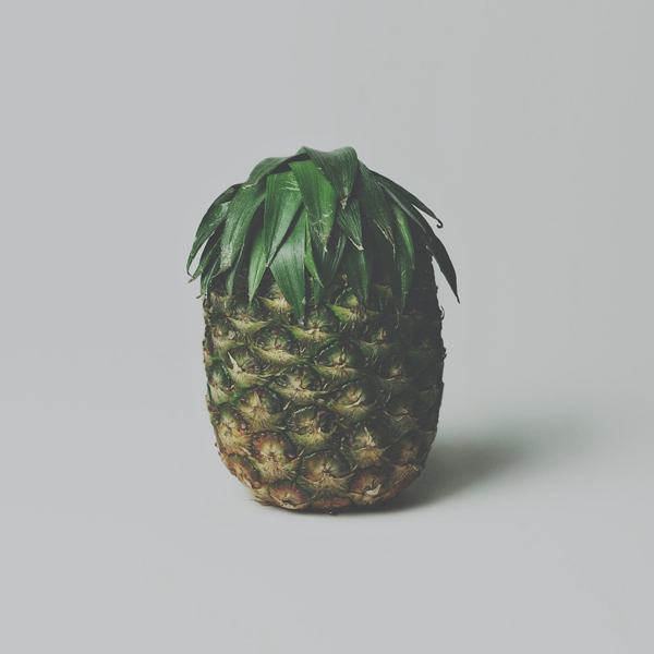 """Emo Pineapple"" by Brock Davis"