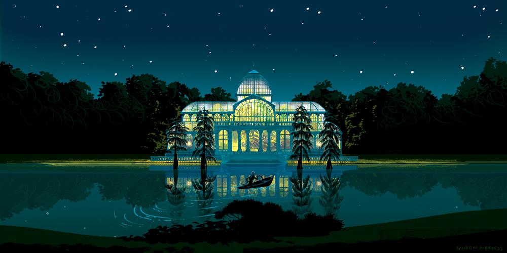 """Palacio de Cristal""  by Lauren Airriess"