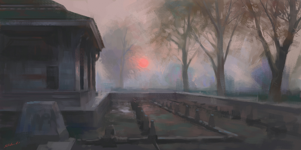 """Shalimar Bagh"" by Sidharth Chaturvedi"