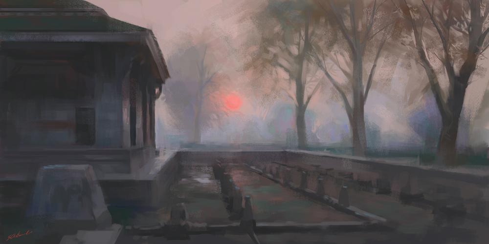 """Shalimar Bagh"" by Sidharth Chaturvedi"