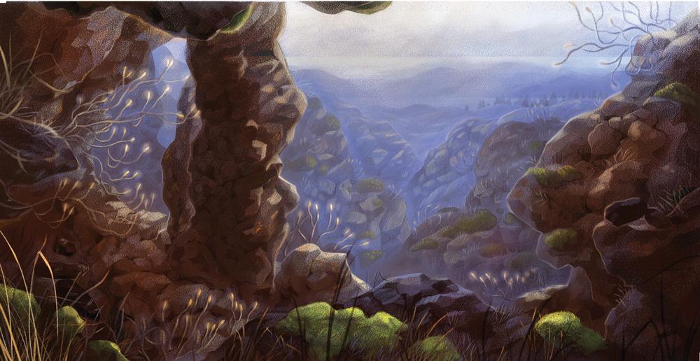 """Þingvellir"" by Lindsay Nohl"