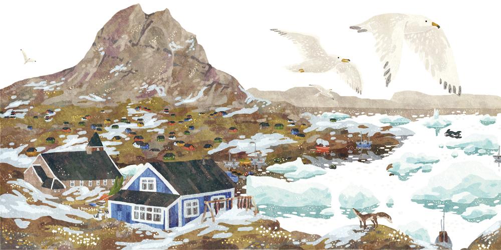 """UUmmannaq"" by Lara Paulussen"