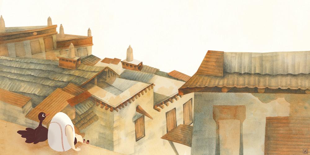 """Shangri-La Monastery"" by Leonard Peng"