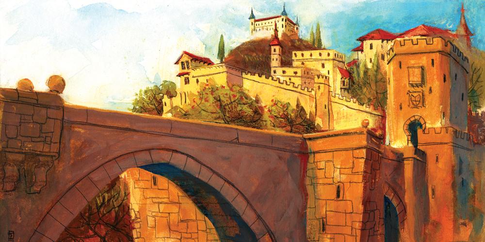 """""""Toledo"""" by Federico Piatti"""