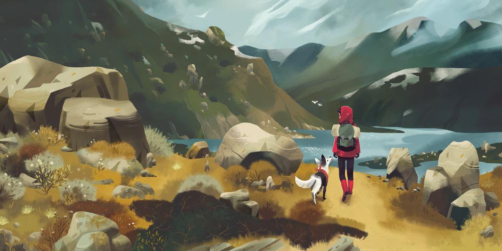 """""""The Hardangervidda"""" by Maike Plenzke"""