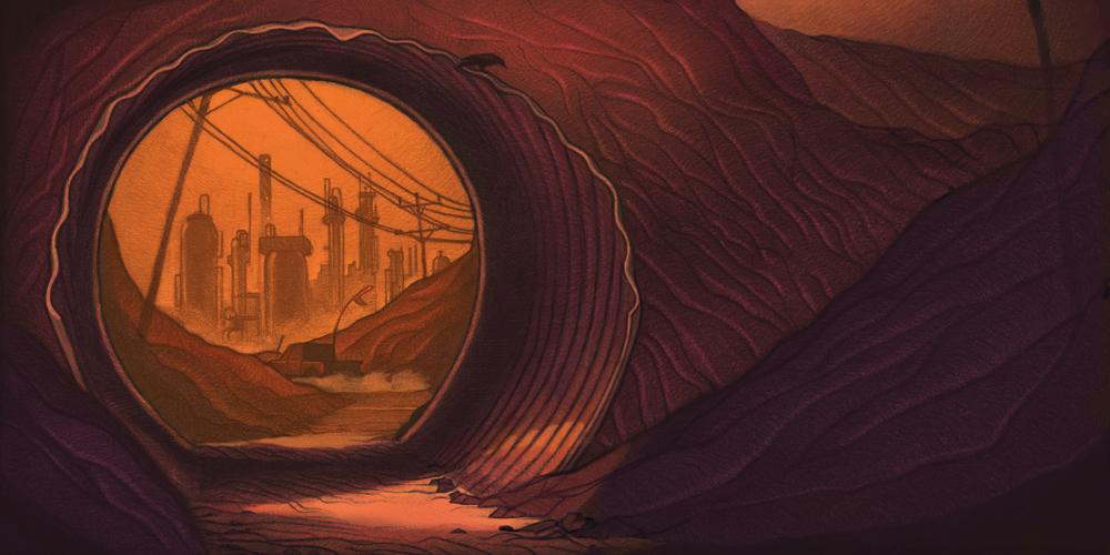"""Oil Sands"" by Kyle Scott"