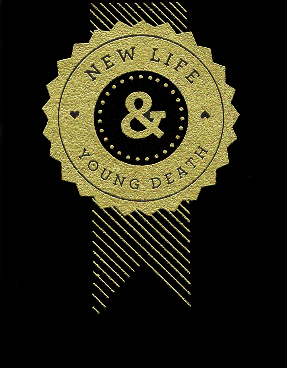 """New Life & Young Death"" by Kate Thomas"