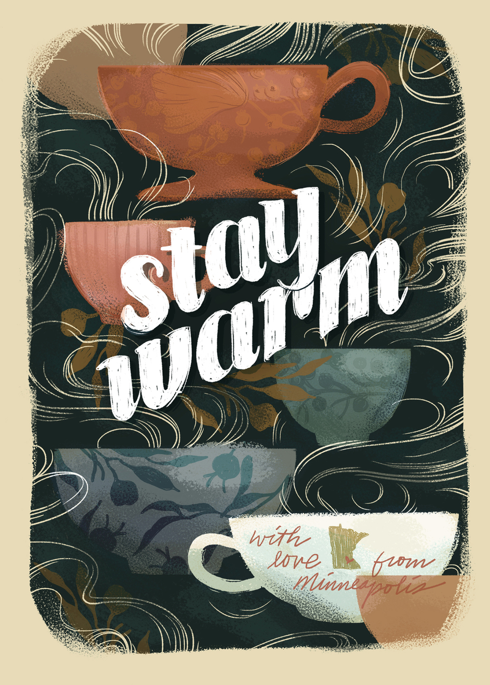 """Stay Warm"" by Lindsay Nohl"