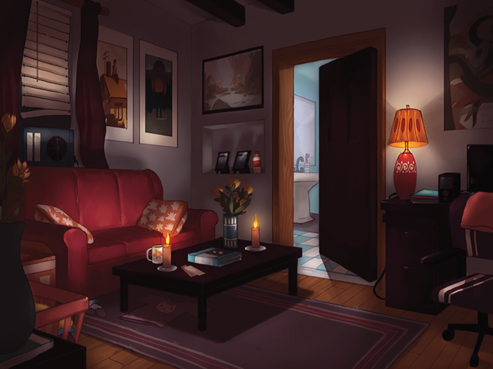 """Studio Apartment"" by Evan Monteiro"
