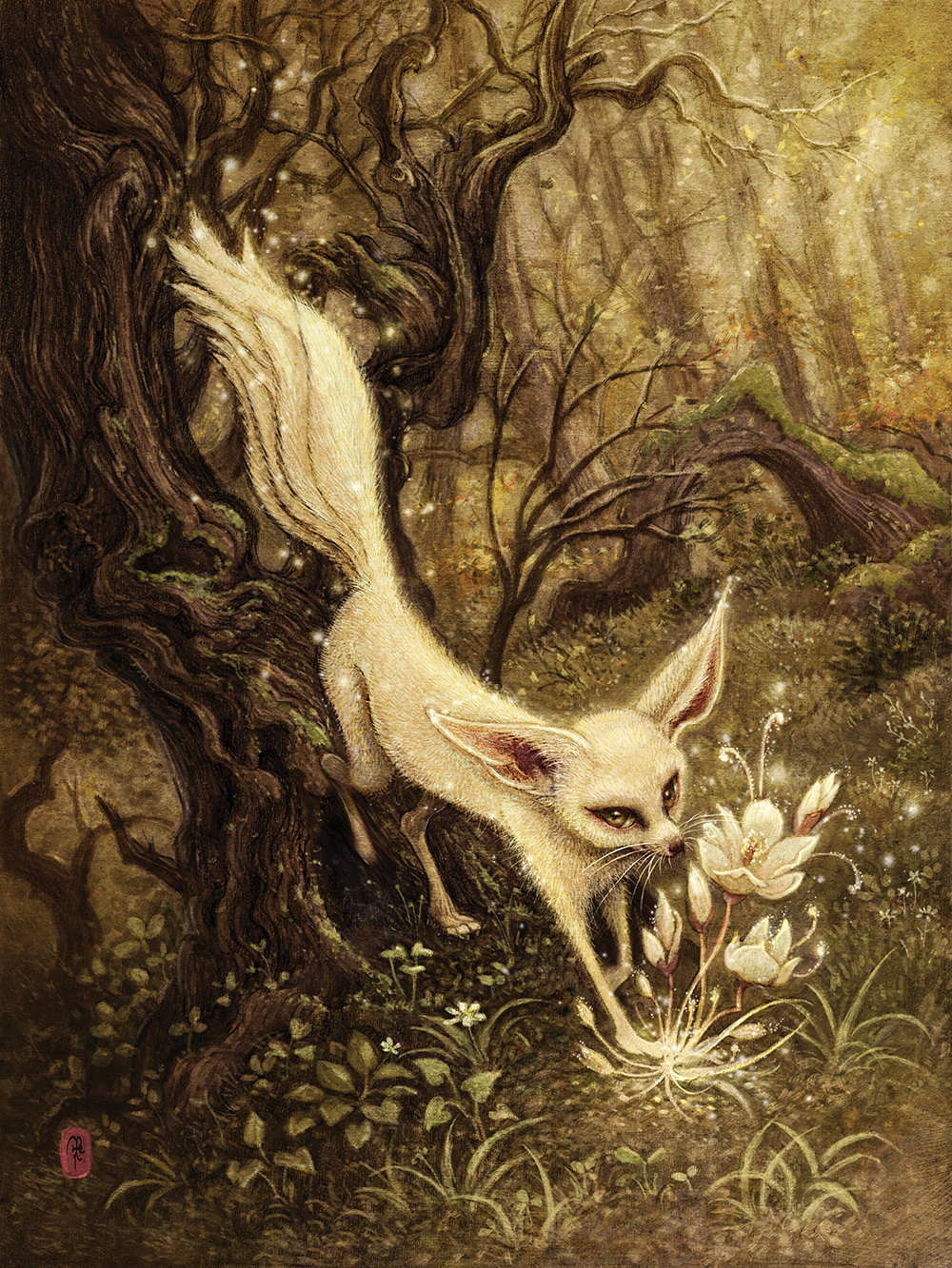 """Foxtuna"" by Phoenix Chan"