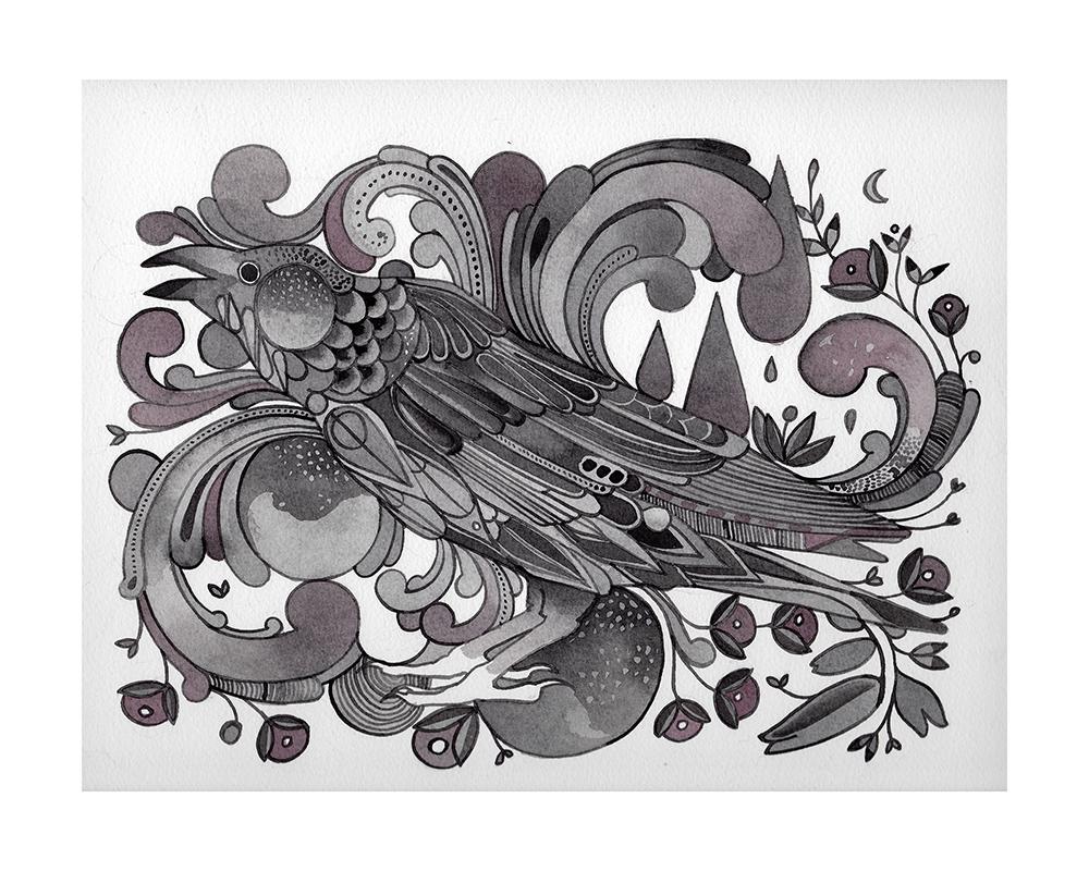 """""""Annapurna"""" by Pallavi Sen"""