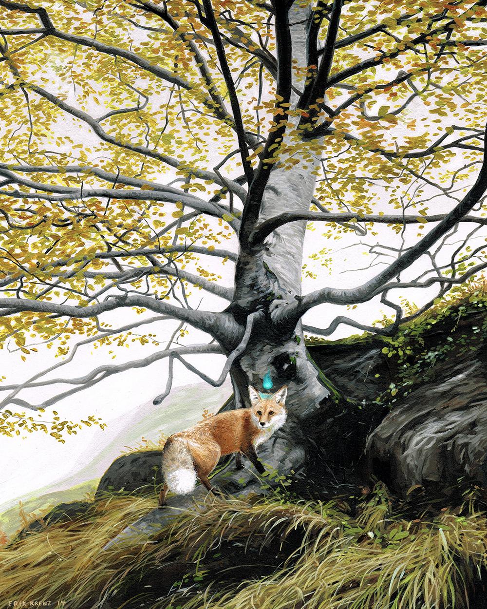 """""""Firefox"""" by Erik Krenz"""