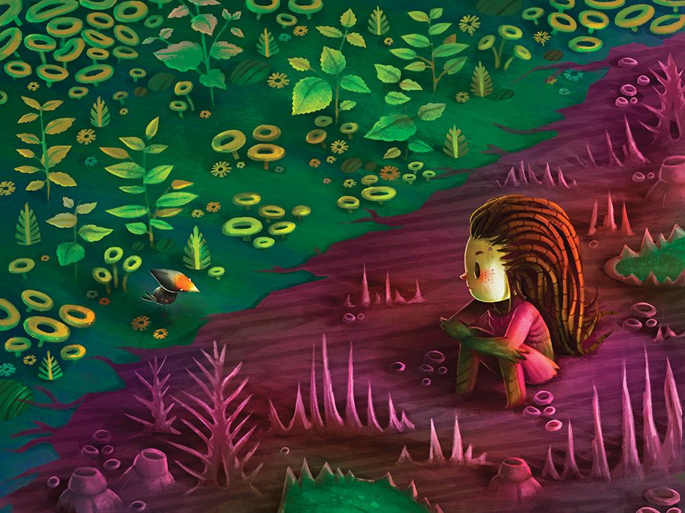 """""""Infest"""" by Rekka Bellum"""