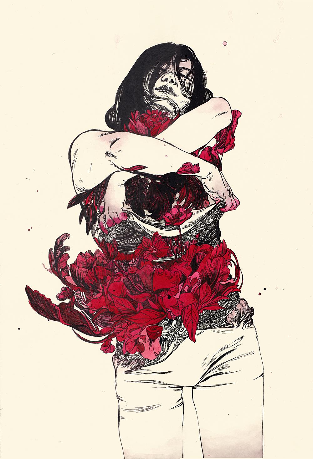 """""""Unfurl"""" by Te Chao"""