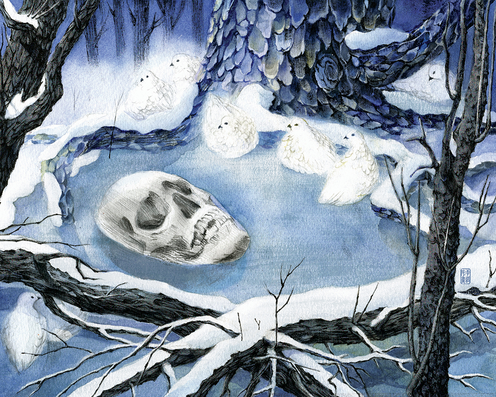 """Frozen Memories"" by Cornelia Li"